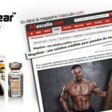 Achat produits de musculation pas cher en ligne