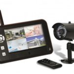 Kit vidéosurveillance sans fil pour protéger votre maison ou entreprise