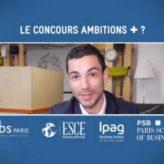 Concours école de commerce à Paris